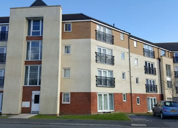 Thumbnail 2 bedroom flat for sale in Brusselton Court, Stockton-On-Tees