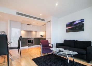Thumbnail 1 bed flat to rent in East Tower, The Landmark, Canary Wharf