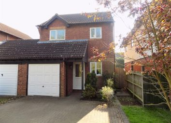 Thumbnail 3 bed link-detached house for sale in Walnut Road, Bottesford, Nottingham