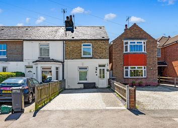 Thumbnail 2 bed end terrace house for sale in Valley Road, River, Dover