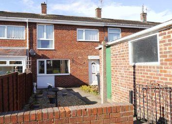 Thumbnail 3 bed terraced house for sale in Rosedale, Bedlington