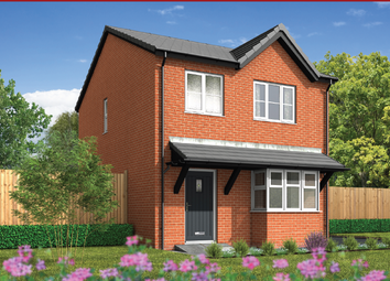 Thumbnail 3 bed detached house for sale in Haslingden Road, Blackburn