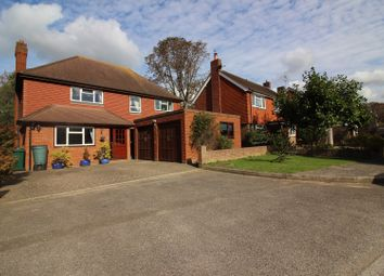 Thumbnail 4 bed detached house for sale in Broomfield, Sunbury-On-Thames