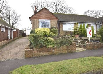 Thumbnail 2 bedroom semi-detached bungalow for sale in Windmill Drive, Bexhill-On-Sea, East Sussex
