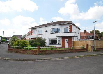 Thumbnail 4 bed semi-detached house for sale in Castleton Crescent, Skegness