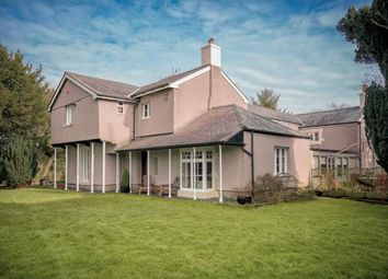 Thumbnail 6 bed detached house for sale in Babell Road, Pantasaph, Holywell, Flintshire