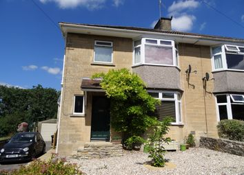 Thumbnail 4 bed semi-detached house for sale in Egerton Road, Bloomfield, Bath