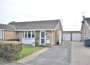 Thumbnail 2 bed semi-detached bungalow for sale in Clarkston Road, Carterton