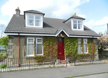 Thumbnail 4 bed detached house for sale in Church Avenue, Newmains, Wishaw