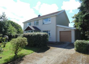 Thumbnail 4 bed detached house for sale in Wuthering Heights, Welsh Hook, Wolfscastle, Haverfordwest, Pembrokeshire