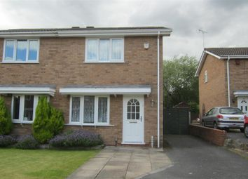 Thumbnail 2 bed semi-detached house to rent in Earls Drive, Telford