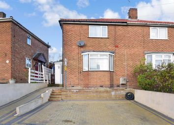 Thumbnail 3 bed semi-detached house for sale in Copperfield Road, Rochester, Kent