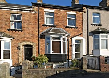 Thumbnail 3 bed terraced house for sale in Spacious Three Storey House, Clyffard Crescent, Newport