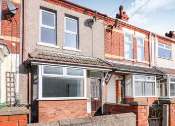 Thumbnail 2 bedroom terraced house for sale in Freeston Street, Cleethorpes
