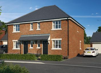 Thumbnail 3 bedroom semi-detached house for sale in Maple Fields, Alton, Hampshire