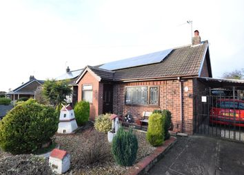 Thumbnail 2 bed semi-detached bungalow for sale in Stainton Drive, Scunthorpe