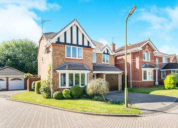 Thumbnail 4 bed detached house for sale in Crabtree Way, Old Basing, Basingstoke, Hampshire