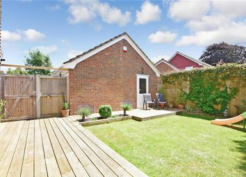 Thumbnail 4 bed detached house for sale in Mabledon Close, New Romney, Kent