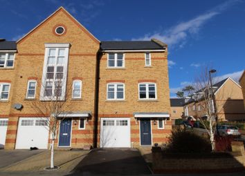 Thumbnail 4 bed end terrace house to rent in Chapman Way, Southdowns Park, Haywards Heath