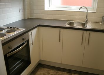 Thumbnail 1 bed flat to rent in Broadstone Road, Reddish