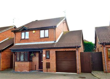 Thumbnail 4 bed detached house for sale in Kendal Close, Gunthorpe