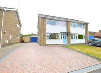 Thumbnail 3 bed semi-detached house for sale in Church Lane, Shurdington, Cheltenham, Glos