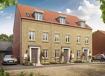 "Thumbnail 3 bed end terrace house for sale in ""Greenwood"" at Oxford Road, Calne"