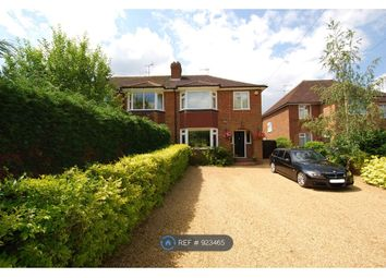 Thumbnail 3 bed semi-detached house to rent in Walkern Road, Watton At Stone, Hertford