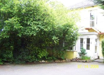 Thumbnail 1 bed flat to rent in St. Thomas Road, Launceston