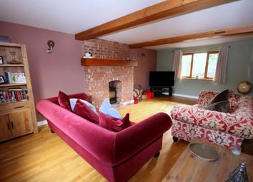Thumbnail 4 bed detached house to rent in Barracks Lane, Ravensmoor, Nantwich