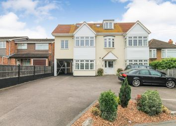 Thumbnail 2 bed flat for sale in Brentwood Road, Romford