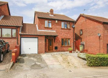 Thumbnail 5 bed link-detached house for sale in Stamford Avenue, Springfield, Milton Keynes