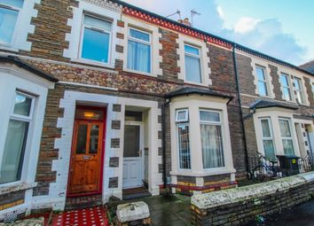 8 bed terraced house for sale in Moy Road, Roath, Cardiff CF24