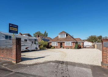 Thumbnail 4 bed detached house for sale in Pack Lane, Oakley, Basingstoke