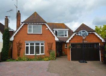 Thumbnail Detached house for sale in Ladram Way, Thorpe Bay, Essex