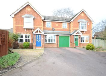 Thumbnail 3 bed semi-detached house for sale in Jay Close, Lower Earley, Reading