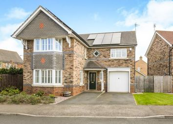 Thumbnail 4 bed detached house for sale in Village Gate, Howden Le Wear, Crook, Durham