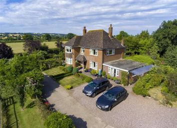Thumbnail 3 bed detached house for sale in Wood Lane, Wollerton, Market Drayton
