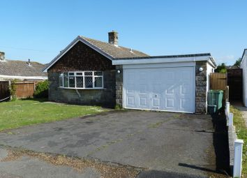 Thumbnail 3 bed detached bungalow for sale in Beechcroft Drive, Wootton Bridge, Ryde