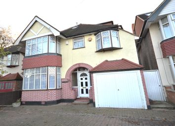 Thumbnail 6 bed detached house for sale in Gainsborough Road, New Malden