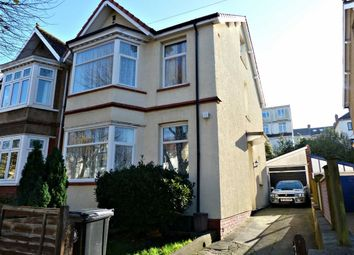 Thumbnail 4 bed semi-detached house for sale in Crowndale Road, Bristol