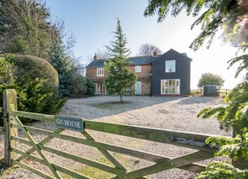 Thumbnail 4 bedroom detached house to rent in Coram Street, Hadleigh, Ipswich, Suffolk