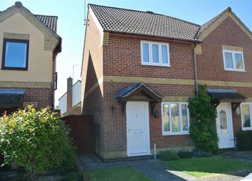 Thumbnail 2 bed semi-detached house for sale in Chapel Lane, Thurlby, Bourne, Lincolnshire