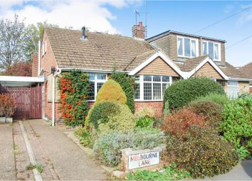 Thumbnail 2 bed semi-detached bungalow for sale in Melbourne Lane, Duston