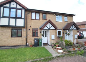 Thumbnail 2 bed terraced house to rent in Martin Drive, Syston, Leicester