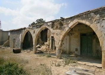 Thumbnail Land for sale in Traditional Bungalow Çayirova Renovation Project, Çayirova, Cyprus