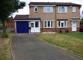 Thumbnail 3 bedroom semi-detached house for sale in Tyning Close, Pendeford, Wolverhampton