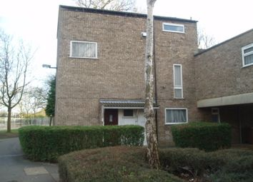 Thumbnail 4 bedroom end terrace house to rent in Benland, Bretton, Peterborough