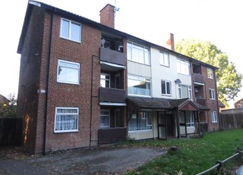 Thumbnail 3 bed flat for sale in Hemlingford Road, Kingshurst, Birmingham