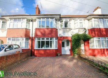 Thumbnail 3 bed terraced house for sale in College Road, Cheshunt, Waltham Cross